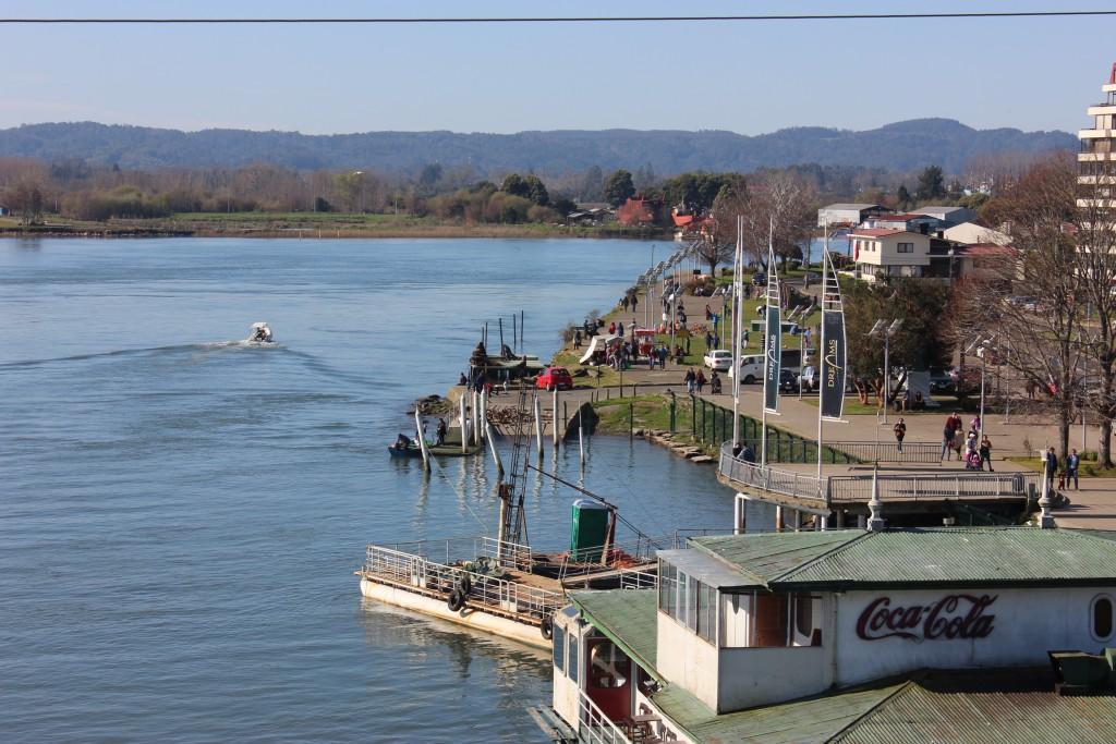 La cultura de una ciudad fluvial